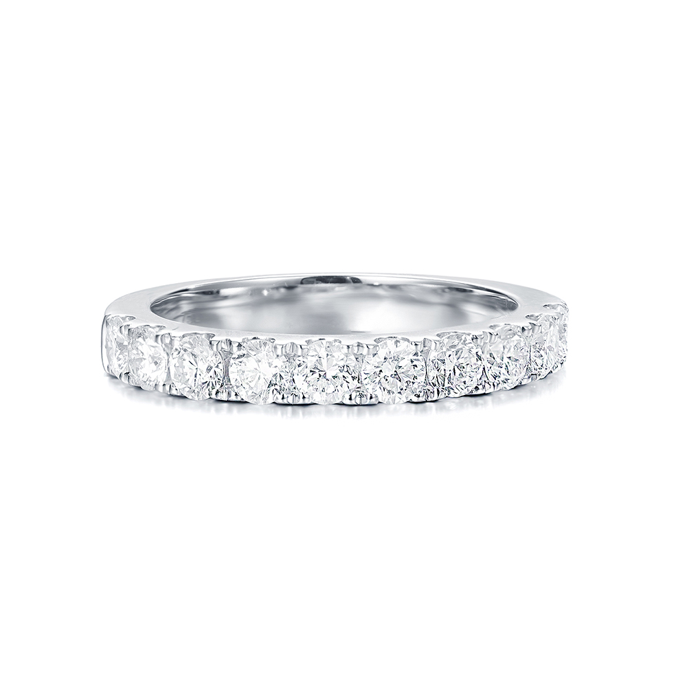 10PT Wedding Band