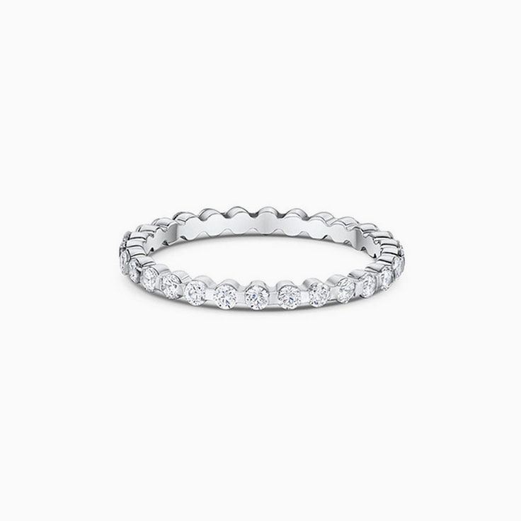 Partial Bezel eternity ring 4979000
