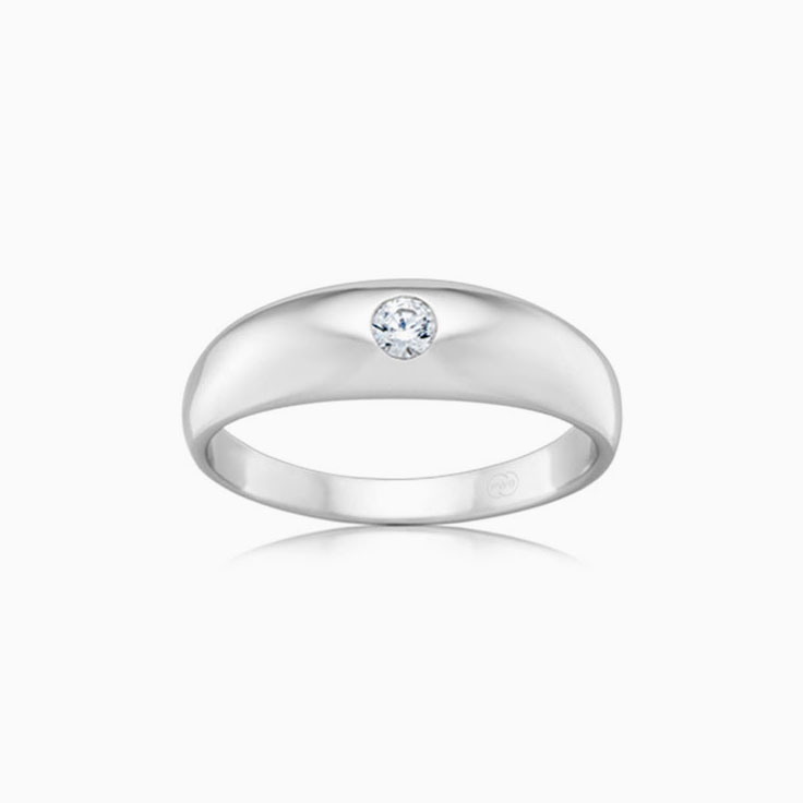 Drop set diamond dress ring J1338