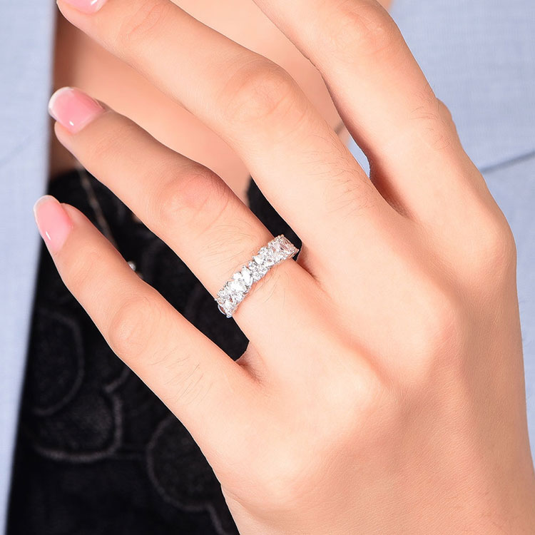 Stardust Diamond Ring